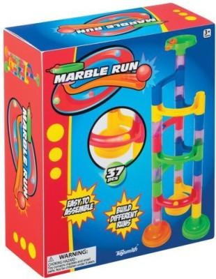 Toysmith 37-Piece Marble Run