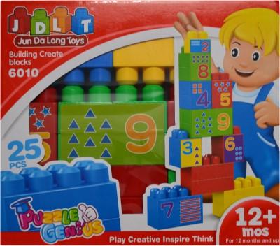 Jun Da Long Toys Puzzle Genius