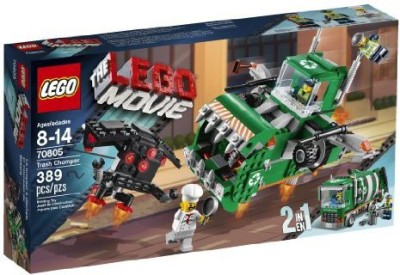 LEGO Movie 70805 Trash Chomper(Multicolor)