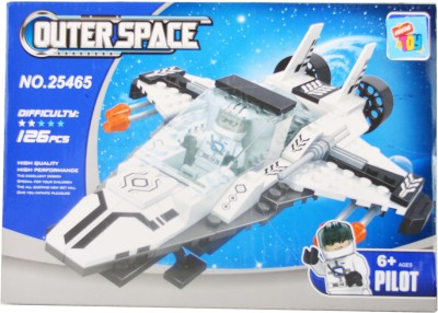Mera Toy Shop Outer Space 126 pcs