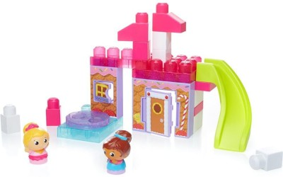 MEGA BLOCKS First Builders Princess Candyland
