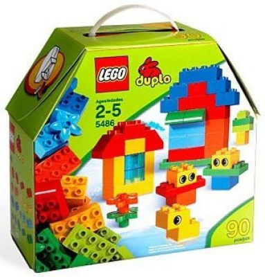 Lego Duplo Bricks & More Fun With Duplo Bricks 5486