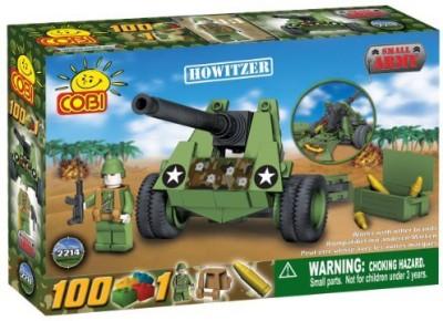 COBI Small Army Howitzer Tank100 Piece Set
