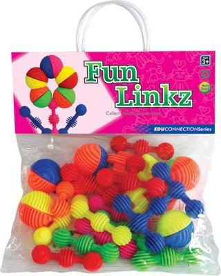 Buddyz Edu-connection Fun Links Carry Bag for Kids