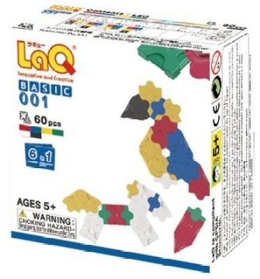 LaQ Basic 001 Plane Model Building Kit