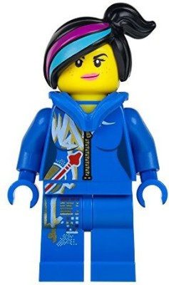 Lego The Movie Min Wyldstyle Blue Space Suit (70816)