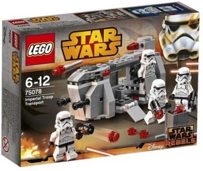 Lego Star Wars-Troop Transport