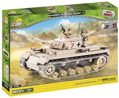 COBI Small Army German Panzer Iii Ausf Building Kit