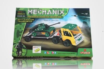 Zephyr Metal Mechanix Battle Station Transporter