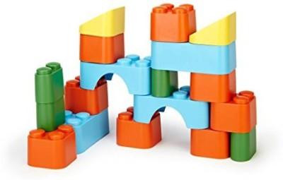 Green Toys Block Set, Multi