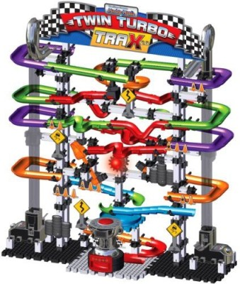The Learning Journey Techno Gears Marble Mania Twin Turbo Trax 20 Construction