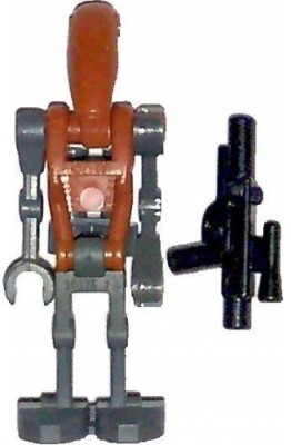 Lego Star Wars Mini Rocket Battle Droid With Jetpack And Blaster