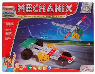 Mechanix Metal No 0