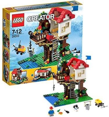 Lego Creator Tree House 31010