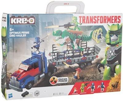 Hasbro Kreo Transformers Age Of Extinction Optimus Prime Dino