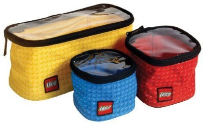 Play Visions Lego 3 Piece Organizer Cubes