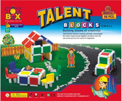 Toysbox Talent Blocks Small