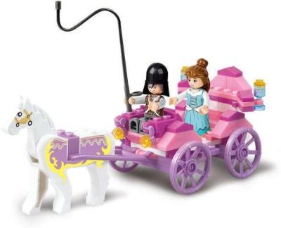 Sluban The Princess, Carriage
