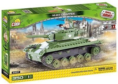COBI Small Army American M24 Chaffee Building Kit