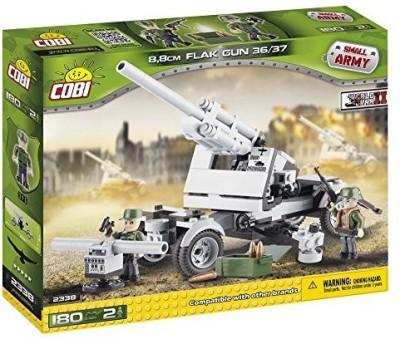 COBI Small Army 88Cm Flak Gun 36/37 Building Kit