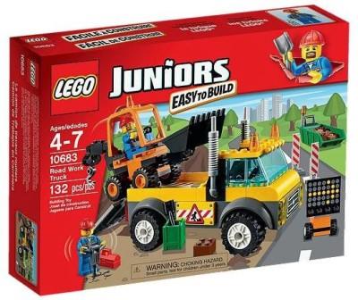 Lego 10683 Juniors Road Work Truck