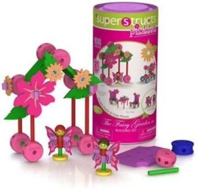 Superstructs Pinklets The Fairy Garden