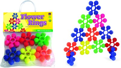 Buddyz Edu-connection Flower Rings Carry Bag for Kids