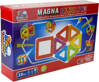 Flying Start Magna Blocks 20 pcs