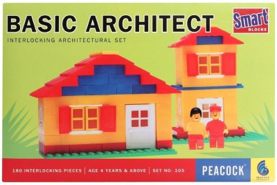 Peacock Smart Block Basic Architect