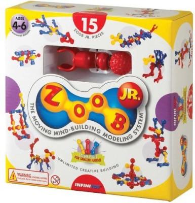 ZOOB Jr 15Piece Modeling System