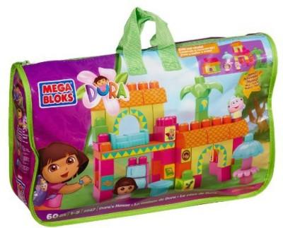 Dora the Explorer Mega Bloks Dora,S House (Bag)