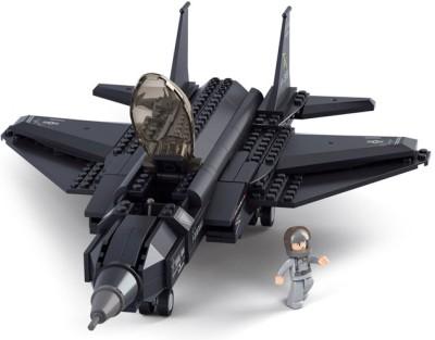 Sluban Lego Lightning Ii Fighter Aircraft
