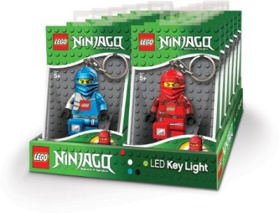 Santoki Lego Ninjago Key Light (Colors May Vary) 1 Piece