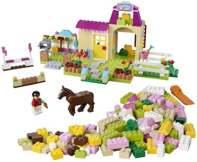 Lego Juniors - Pony Farm