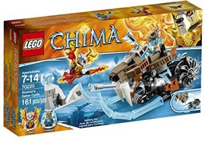 LEGO Chima Strainor's Saber Cycle