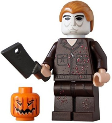 Custom Bricks Michael Myers 2