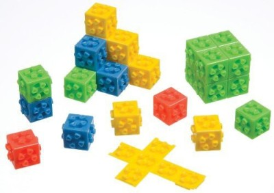 Didax Educational Resources Omnifix(R) Cubes (100 Pieces)