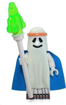 Lego The Movie Glowinthedark Ghost Vitruvius Mini With Staff