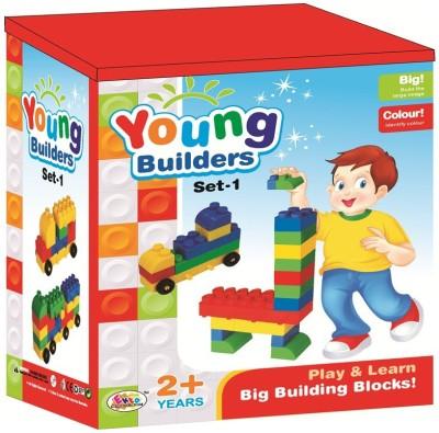 Ekta The Young Builder Set -1