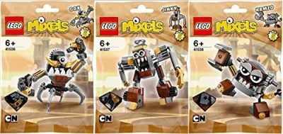 Lego Mixels Series 5 Bundle Set Of Klinkersgox