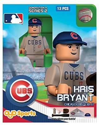 Oyo Sportstoys Kris Bryant Chicago Cubs MLB Minifigures G4LE
