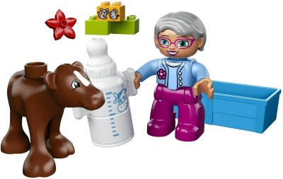 Lego Duplo - Baby Calf