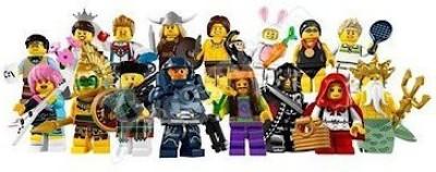 Lego Series 7 Collectible Minifigure Bagpiper