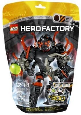 Lego Hero Factory 6222 Core Hunter