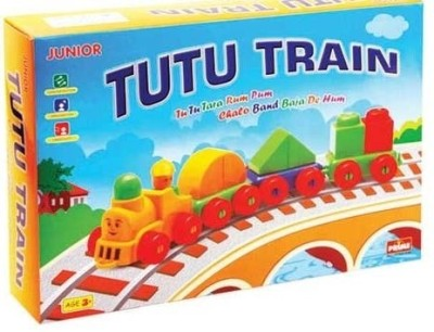 Giftoscope Prime Tutu Train Junior(Multicolor)