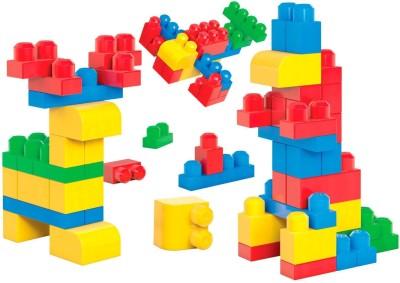 First Builders Mega Bloks Let's Start Building (Basic Building) - 40pcs