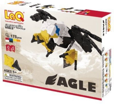 LaQ Animal World Eagle Model Building Kit