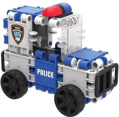 Clics Hero Squad Police Box 3 In 1