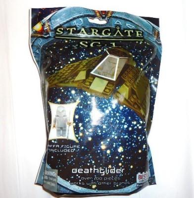 Stargate SG-1 Stargate Sg1 Deathglider And Jaffa