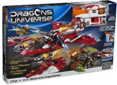 Mega Bloks Ultimate Dragon Destroyer